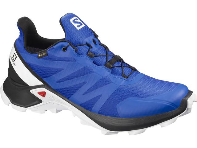 Salomon Supercross GTX Scarpe Uomo, lapis blue/black/white